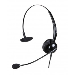 Mairdi contact center headset MRD-308 gooseneck Mic boom