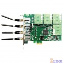 Sangoma W400-UPG-001 Field Upgrade Kit containing: 1-GSM module, 1-RF cable, 1- antenna