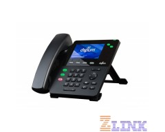 Digium D60 2-line IP Phone 1TELD060LF