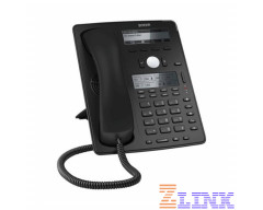 Snom D745 VoIP Desk Telephone with PoE-Black