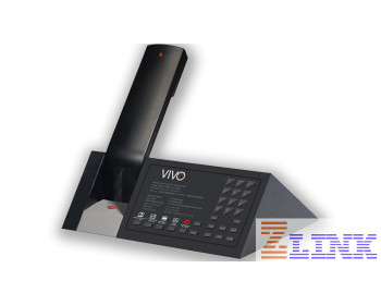 Vivo Zeppa Cordless - Analogue Hotel Telephones - Guest room
