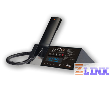 Vivo Media+ 5 - Analogue Hotel Telephones - Guest room