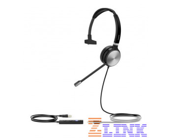 Yealink UH36 MS Teams Mono USB Headset with 3.5mm