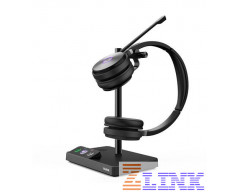 Yealink WH62 Wireless DECT Dual Teams Headset