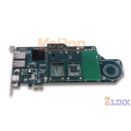Octasic TXP1200 High Density Video Transcoding Card